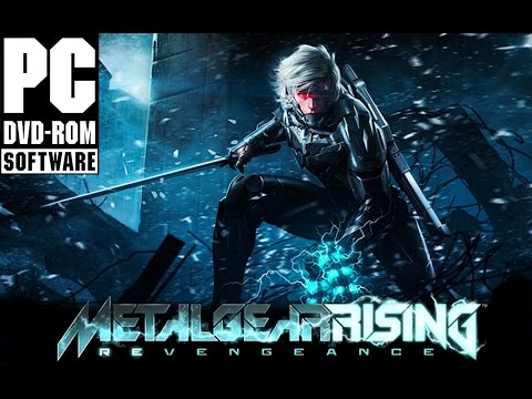 DOWNLOAD METAL GEAR RISING REVENGEANCE | PC TORRENT |