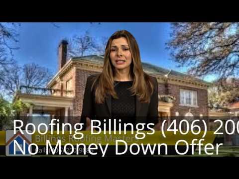 Metal Roofing Roofers in Billings MT (406) 200-9886
