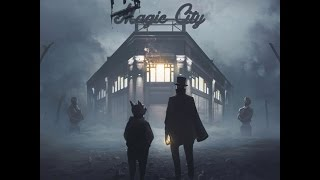 ЛСП Tragic City 2017 Полный альбом Библиотека Русского Рэпа