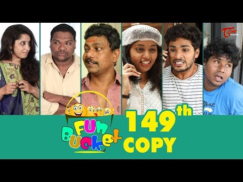 Fun Bucket | 149th Episode | Funny Videos | Telugu Comedy Web Series | By Sai Teja   TeluguOne
