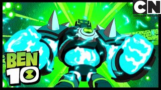 Best Ben 10 Transformations | Season 4 | Ben 10 | Cartoon Network