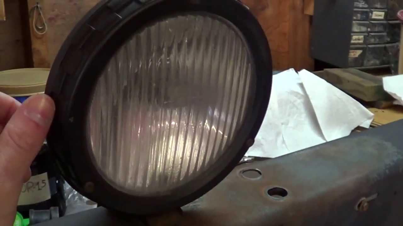 Scored A Set Of Tj Fog Lights Youtube