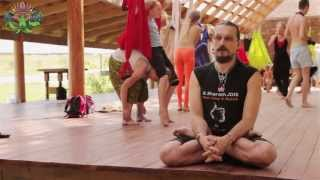 Interview with Mikhail Konstantinov for Free Spirit Yoga Festival