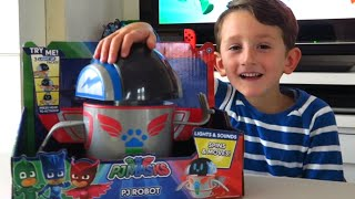 PJ Masks: PJ Robot - Unboxing & Hands-On! - ToysWorld