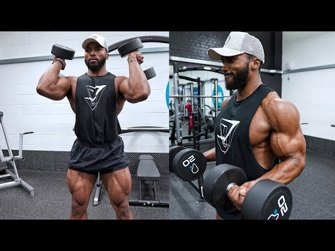 ULTIMATE FULL BODY DUMBBELL ONLY WORKOUT |