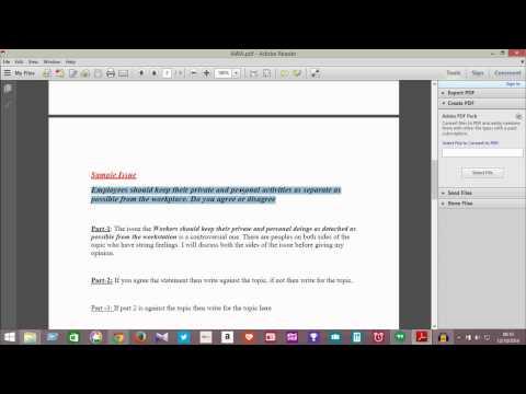 GRE Analytic Writing Tutorial [In Bangla]