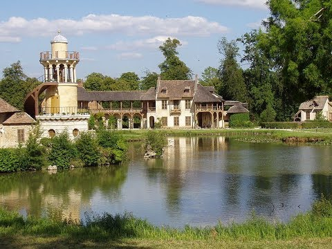 Places to see in ( Versailles - France ) Hameau de Marie Antoinette