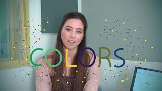 Weekly German Words with Alisa - Colors