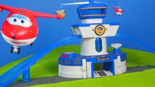 Super Wings Unboxing: Jett & Donnie´s neue Kommando Station & mehr Spielzeug für Kinder