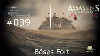 Let's Play Assassin's Creed 4 Black Flag   [039]   Böses Fort