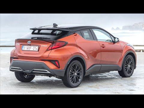 2020 Toyota C-HR Hybrid - Scorched Orange