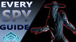 Every Spy Mission - Warframe Guide