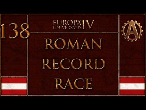 EUIV The Holy Roman Record Race 138