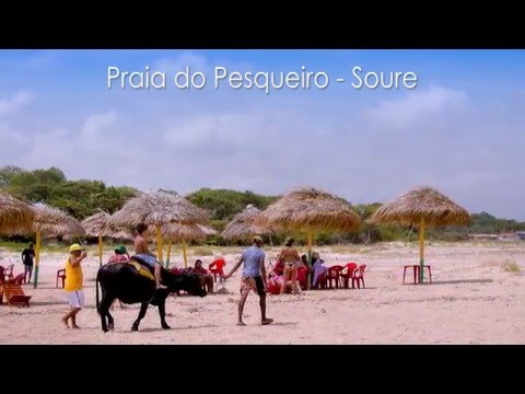 Belezas da Ilha de Marajó - Salvaterra e Soure