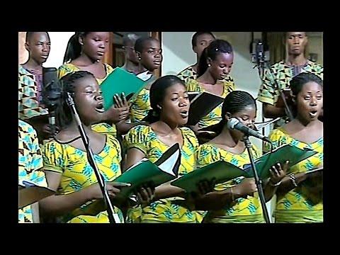 Winneba Youth Choir - Hallelujah Chorus, G. F. Handel