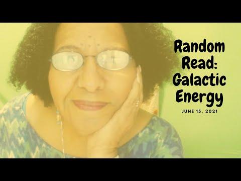 ? RANDOM READ-GALACTIC ENERGY ?: Current Karmic Challenges