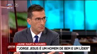 Jaime Marta Soares fala sobre demissão em bloco e actualidade do SCP. 17-05-2018