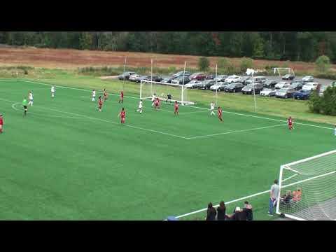 Ranya Senhaji- Goal Against Penn Fusion  U-16/17 DA- PDA