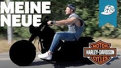 Meine neue Harley Davidson!