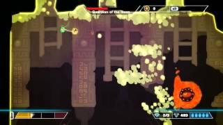 PS4 PixelJunk Shooter Ultimate: Guardian of the Deep (Final Boss) fight