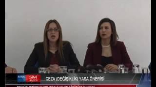 CEZA (DEĞİŞİKLİK) YASA ÖNERİSİ RESMİ GAZETE'DE YAYIMLANARAK HALKIN GÖRÜŞÜNE SUNULDU