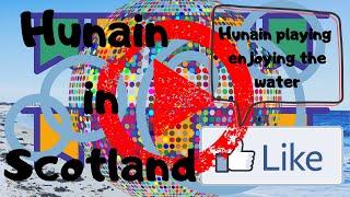 Hunain in Scotland 🏴