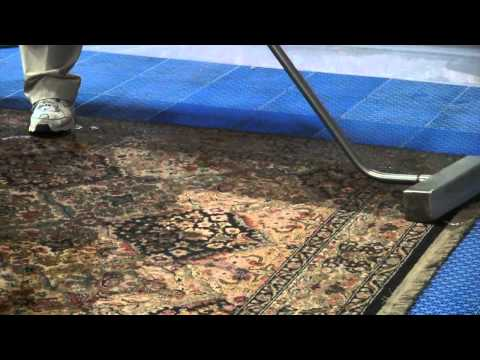 Karastan Rug Cleaning Step 3  - Submersion Cleaning (NY,NJ,CT)