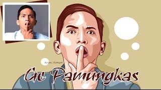 Ge Pamungkas Vector portraits Very Simple - Illustrator Tutorials