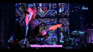 Hyde- I can feel live [karaoke + subs esp]