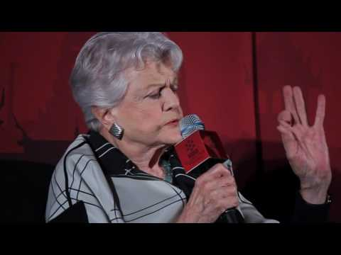 Angela Lansbury Interview at TCM Film Festival Part 2