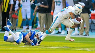 Miami Dolphins wide receiver Jakeem Grant talks about wide receiver Albert Wilson's injury.