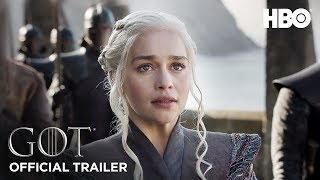 Game of Thrones Season 7 Official Trailer HBO