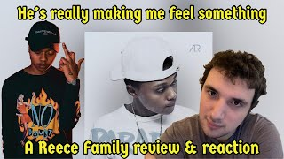 A-reece - Family reaction and review || South African Hip Hop YouTube Videos