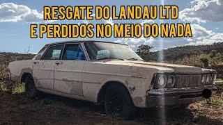Compramos um Landau LTD