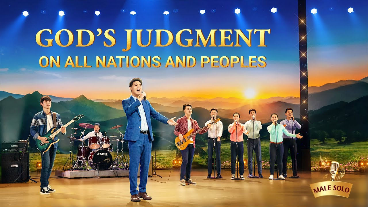 """""""God's Judgment on All Nations and Peoples""""   Judgement Day Has Come"""