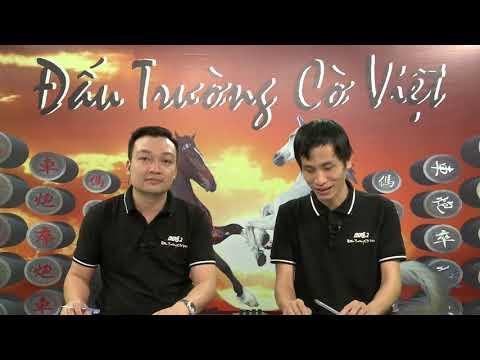 ĐẤU TRƯỜNG CỜ VIỆT Ván cờ đỉnh cao cờ tướng Việt Nam NGUYỄN VĂN TUẤN VS ĐÀO DUY KHÁNH