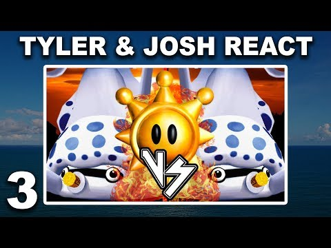 Tyler & Josh Watch Mario Sunshine Versus - Episode 3