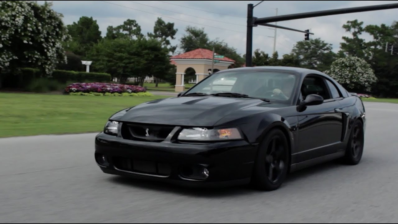 Nasty 530 horsepower terminator cobra review youtube