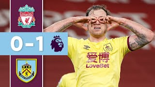 MASSIVE WIN HIGHLIGHTS Liverpool v Burnley