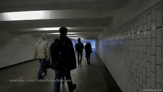 метро Преображенская площадь, выход. // 14.04.2018