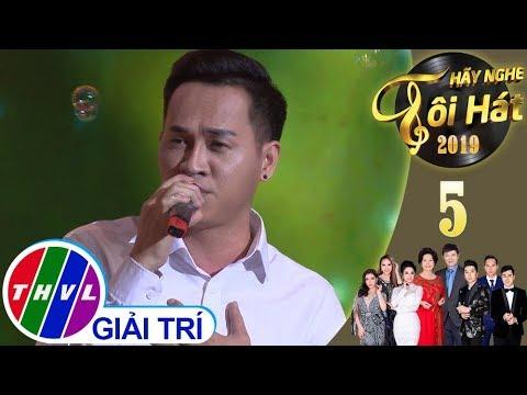 THVL | Hãy nghe tôi hát Mùa 4 – Tập 5[5]: Mưa rừng – Hoàng Nhật Minh