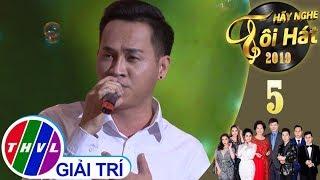 THVL | Hãy nghe tôi hát Mùa 4 - Tập 5[5]: Mưa rừng – Hoàng Nhật Minh