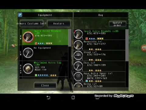 Avabel Online Ex Firebringer Lv1 By Dolcoud