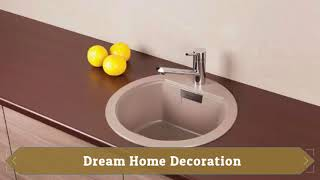 Home Decoration Styles for Modern Homes Modern Kitchen Sink   Latest Kitchen Interior design ideas