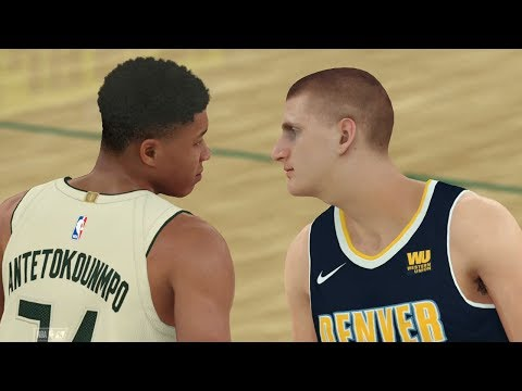 NBA Today Denver Nuggets vs Milwaukee Bucks | Full Game NBA Highlights Nuggets vs Bucks | NBA 2K18