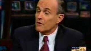 Rudy Giuliani on partial birth abortion