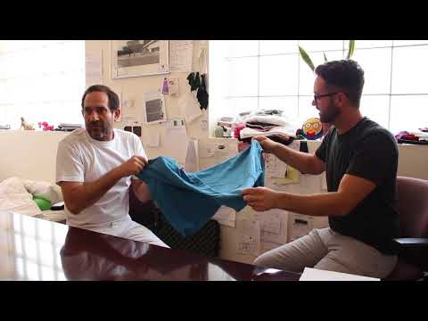 Dov Charney Los Angeles Apparel Interview
