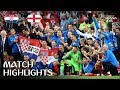 Croatia v England   2018 FIFA World Cup Russia      Match 62