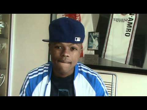 Interview with Thulani Serero