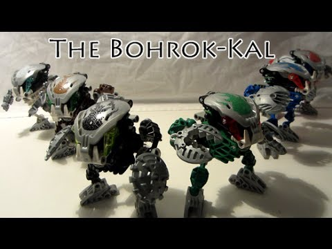 Eljay's Recap Review: The Bohrok-Kal - YouTube